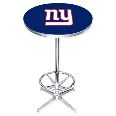 NFL New York Giants Pub Table