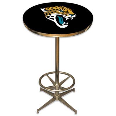 NFL Jacksonville Jaguars Pub Table