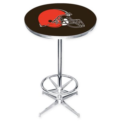 NFL Cleveland Browns Pub Table