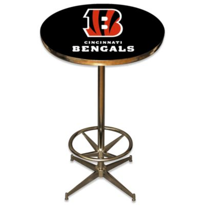 NFL Cincinnati Bengals Pub Table