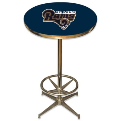 NFL St. Louis Rams Pub Table