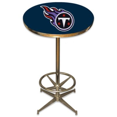 NFL Tennessee Titans Pub Table