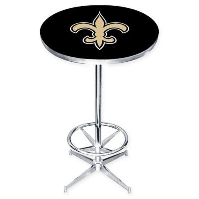 NFL Atlanta Falcons Pub Table