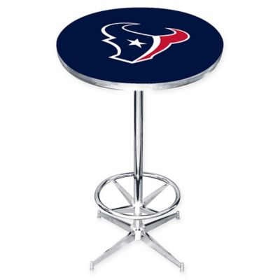 NFL Houston Texans Pub Table
