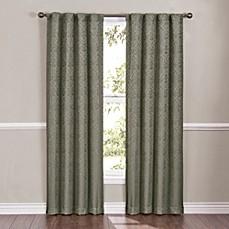Insola Catina Blackout Window Curtain Panels Bed Bath
