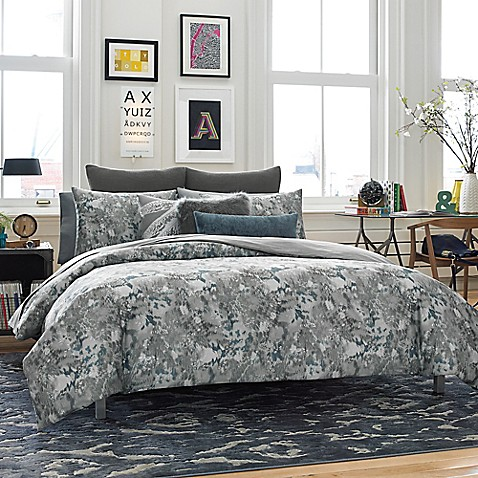 Kenneth Cole Reaction Home Winter 39 S Air Duvet Cover Bed