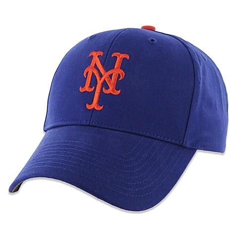 mlb mets infant replica baseball cap buybuy baby
