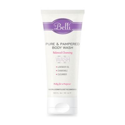 Belli® 6.5 oz. Pure & Pampered Body Wash