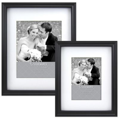 "8"" x 10 Matted Photo Frame"