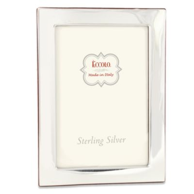 Eccolo™ Madison Sterling Silver Frames