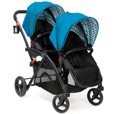 Contours® Options® Elite Tandem Stroller in Laguna