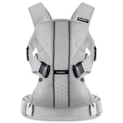 Baby Bjorn® Mesh Carrier One in Silver