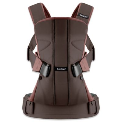 BABYBJORN® Baby Carrier One in Brown