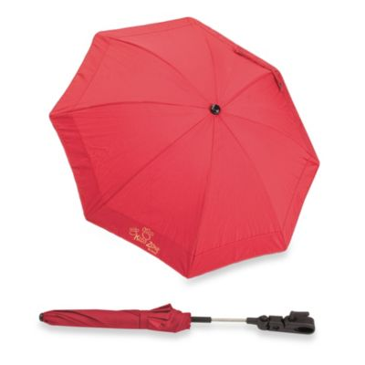 Jané Universal Stroller Parasol in Carmine Red