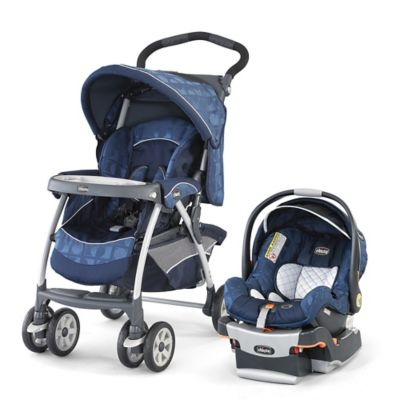Chicco® Cortina Keyfit 30 Travel System in Azura
