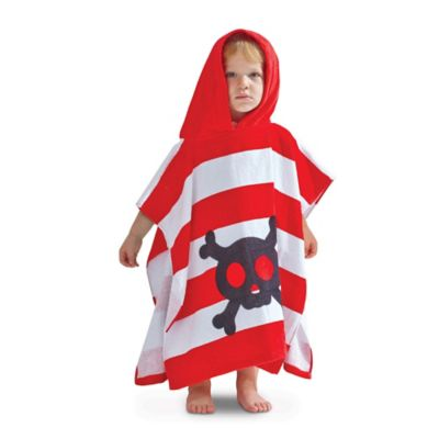 Kid's Hooded Bath Towels