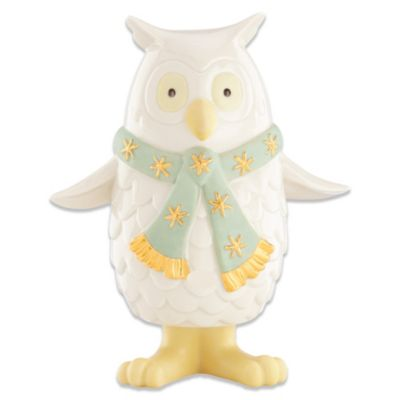 Lenox® Holiday Bobbles Owl