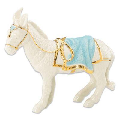 Lenox® First Blessing Nativity Donkey Figurine
