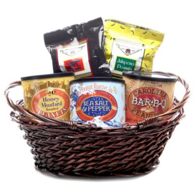 The Peanut Roaster™ Backyard BBQ Gift Basket