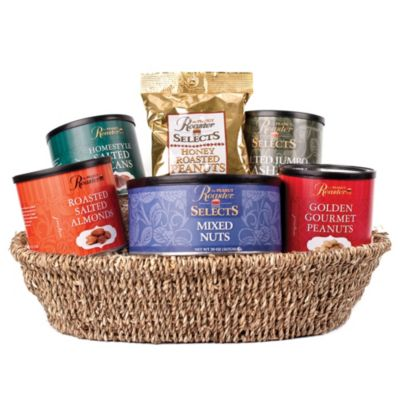 The Peanut Roaster™ Mixed Nut Gift Basket