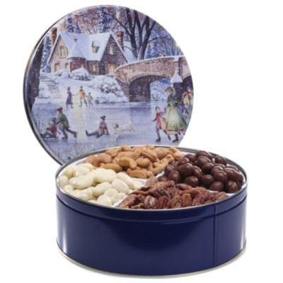 The Peanut Roaster™ Deluxe Gourmet Gift Tin