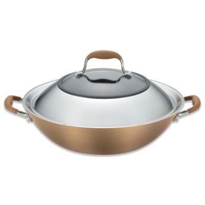 Metallic Hard Anodized Cookware