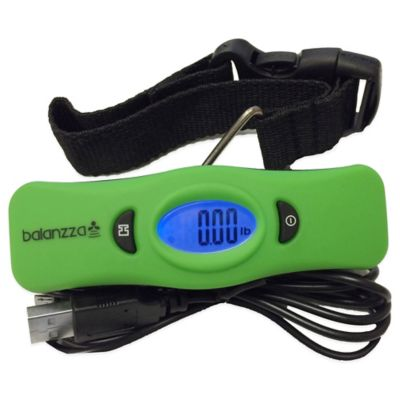 Balanzza Premium Luggage Scale