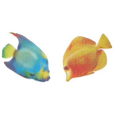 Fish 10-Pack Bath Tub Appliqués