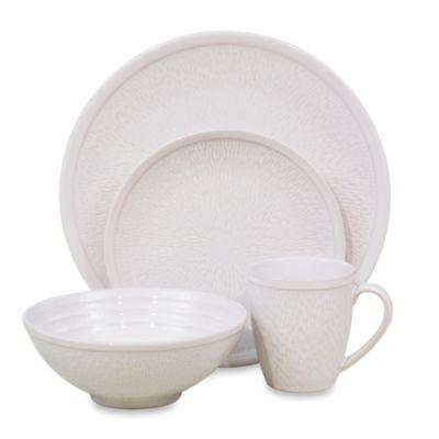 Sango Spectrum 16-Piece Dinnerware Set in White
