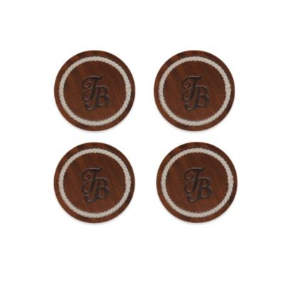 Tommy Bahama Natural Emboss Coaster (Set of 4)