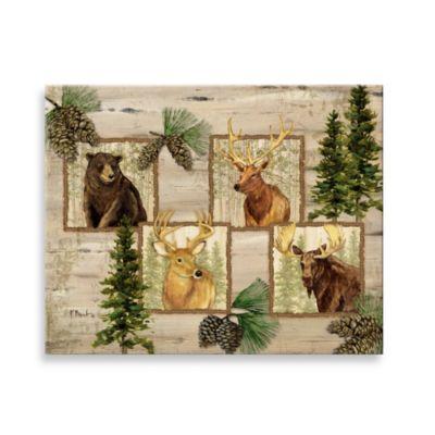Forest Trail Cutting Board