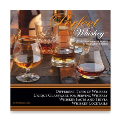 Libbey® Perfect Whiskey Book