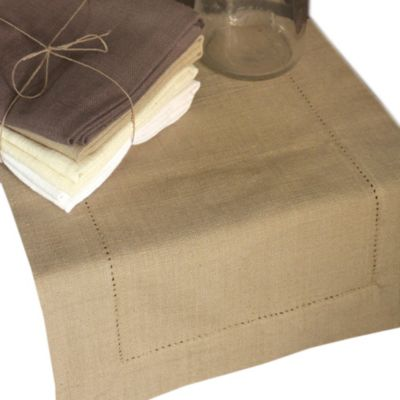Farmhouse Kitchen 100% Cotton 72-Inch x 13-Inch Table Runner