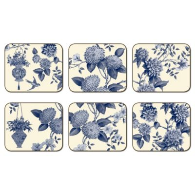 Jason Multi-View Lightfoot House Coasters (Set of 6)