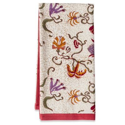 Couleur Nature® Fleurs des Indes Tea Towels (Set of 3)