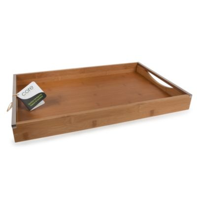 Core Bamboo™ Large Park Avenue Tray