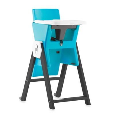 Blue Highchairs