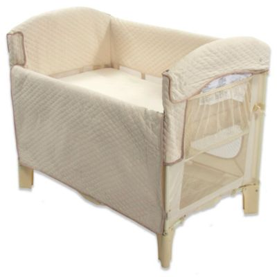 Arm's Reach Ideal Co-Sleeper® in Natural