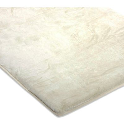 Arm's Reach Ideal Co-Sleeper® Plush Fitted Sheet in Natural