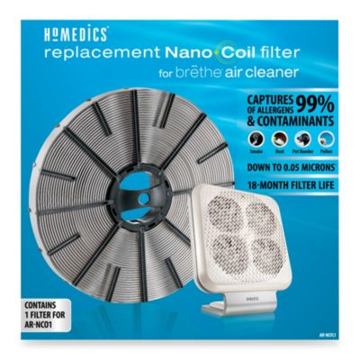 HoMedics Filter Replacement