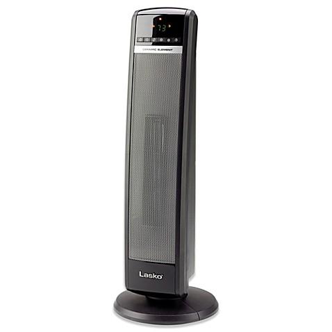 Lasko 174 Digital Ceramic Tower Heater Bed Bath Amp Beyond