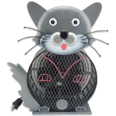 Decorative Cat Fan