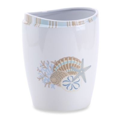 Avanti By the Sea Wastebasket
