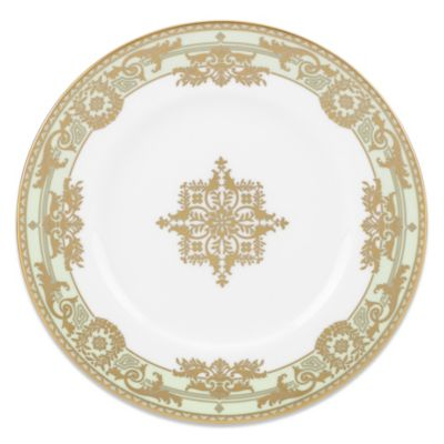 Marchesa by Lenox® Rococo Leaf 9-Inch Accent Plate