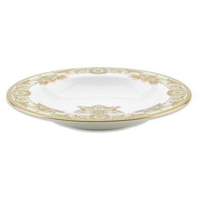 Marchesa by Lenox® Rococo Leaf 9-Inch Pasta/Rim Soup Bowl