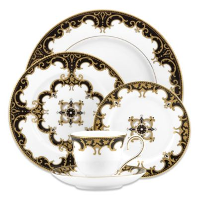 Marchesa by Lenox® Baroque Night 5-Piece Place Setting