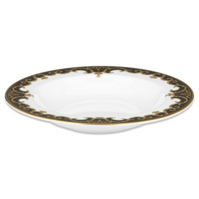 Marchesa by Lenox® Baroque Night 9-Inch Pasta/Rim Soup Bowl