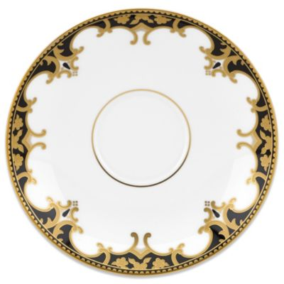 Marchesa by Lenox® Baroque Night 5 3/4-Inch Saucer