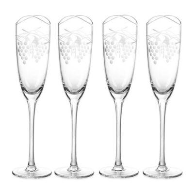 Qualia Champagne Glasses & Flutes