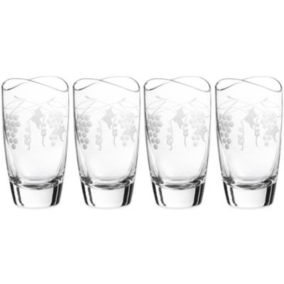 Qualia Orchard Highball Glass (Set of 4)